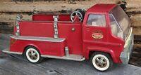 VINTAGE ORIGINAL 1967 TONKA No. 926 PUMPER FIRE TRUCK PRESSED STEEL TOY 2926 EUC
