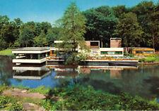 AK, Bremen, Bürgerpark, Kaffeehaus am Emmasee, um 1978