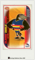 2006 Herald Sun AFL Trading Cards Club Mascot Card Adelaide