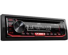 JVC KD-R794BT Single Din Car Stereo CD FM AUX USB Bluetooth