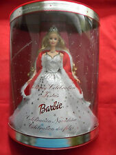 Special 2001 Edition Happy Celebration Festas Barbie Doll