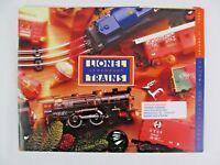 Lionel Classic Trains Catalog Volume 2 1998 Model Railroad Magazine