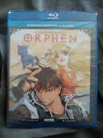 Orphen - Season 1 & 2 (Blu-Ray Disc, NEW, 2019 Sentai, 47 Episodes)