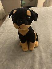 Plush 11� Rottweiler Puppy Dog