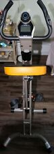 Exerpeutic 500 Xls Foldable Magnetic Upright Bike - Gold (Local Pick Up Only)