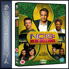 NCIS NEW ORLEANS - COMPLETE SEASON 2 *** BRAND NEW DVD***