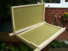 10 of 14 x 12 Frames with Wired Foundation, Assembled