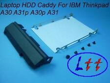 IBM Thinkpad A30 A31p A30p A31 Einbaurahmen HDD Caddy