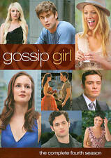 Gossip Girl: The Complete Fourth Season DVD box set.  BRAND NEW