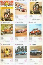 Autoquartett Hobby Cars Piatnik 4224 Quartett Kartenspiel - 1977 US Cars / Buggy
