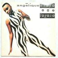 ANGELIQUE KIDJO – Logozo 1992 Vinyl LP / Mango Island Records ‎– 510 352-1