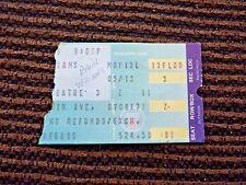 Robin Williams May 13 1986? Used Concert Ticket Stub