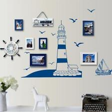 DIY Wall Sticker Photo Frame Stickers Landscaping Family Waterproof Wallpaper SG
