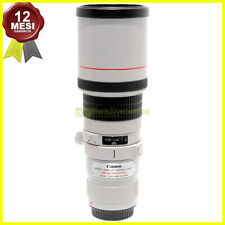 Canon EF 400mm. f5,6 L USM obiettivo full frame autofocus per fotocamere EOS.