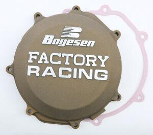Boyesen Factory Clutch Cover MAGNESIUM for Yamaha YZ WR 450 F CC-38CM
