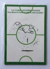 Lot cartes postales pré-timbrées sous blister Footix France 98. Entiers postaux