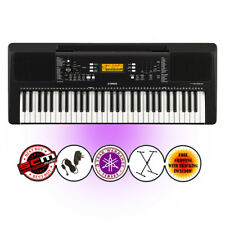 YAMAHA PSRE363 Portable Keyboard + Stand, Adapter, 3 Year Warranty FREE SHIPPING