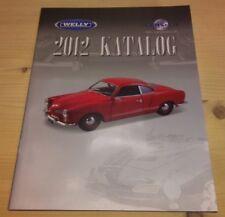 Katalog Welly 2012 - Neu