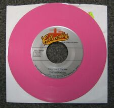 """The Monkees - Every Step of the Way / (I'll) Love You Forever 7"""" - COL 0809 Pink"""