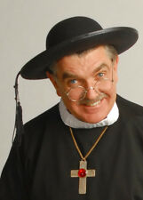Vicario Costume Ampio Tesa Cappello Pastore'S