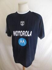 Maillot de football vintage Girondins de Bordeaux Noir Taille M