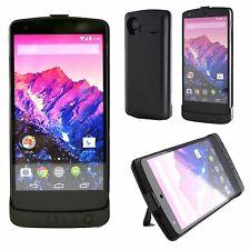 External 3800mAh USB Backup Battery Charger Power Bank Case For LG Nexus 5 D820