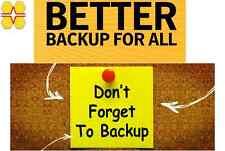 Sitio web totalmente automatizado de servicios de backup y restore Wordpress