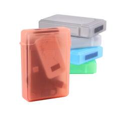 3.5-Zoll-Kunststoff-SATA-Festplatte IDE-Festplatte Speichergehäuse Box Case