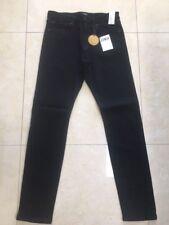 Edwin Japan Men Jeans EAMB01-075 Morrison Noble Skinny Black size 40 NWT