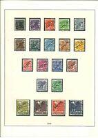 Berlin Sammlung 1948-1990 gestempelt komplett - Schlegel BPP - Mi. 10.800,-