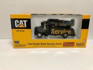 Cat Dealer Black Service Truch 1:50 55138 Norscot