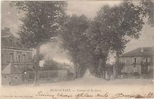 CPA de MONCOUTANT Deux Sévres, avenue de la Gare