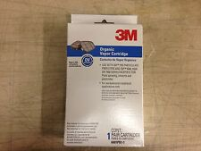 3M Organic Vapor Cartridge, 6001PB1-1, Case of 10 Pair, Good Until 2022-01