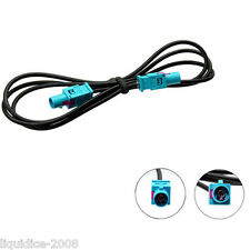 CONNECTS 2 CT27AA99 1M FAKRA MALE TO FAKRA MALE EXTENSION CABLE FOR CAR VEHICLE