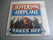 Jefferson Airplane- Takes Off- LP RCA Victor LSP-3584 Sealed