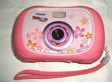 VTECH KIDIZOOM DIGITAL CAMERA PINK  4X ZOOM