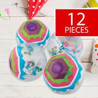 """Inflatable 11 Happy Birthday Jesus Medium Beach Balls/"""" 12 Pieces Toys"""