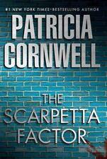 The Scarpetta Factor No. 17 by Patricia Cornwell (2009, Hardcover)