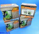 STOR Disney Yoda Star Wars / Taza / Taza de porcelana en Regalo Set/4 Piezas