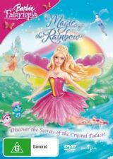 Barbie - Fairytopia - Magic Of The Rainbow : NEW DVD