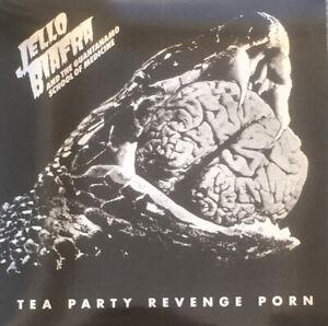 JELLO BIAFRA TEA PARTY REVENGE PORN RECORD VINYLE NEUF NEW VINYL LP BLACK