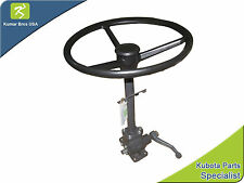 New Kubota Tractor Steering Box Assy With Steering Wheel B6100 B7100 Hst Model