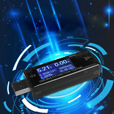USB Ladegerät Doktor Spannung Messer Strommessgerät Sicherheit Tester Detektor