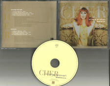 CHER Strong Enough / Believe 8TRX w/ RARE REMIXES & EDIT JAPAN CD single 1999
