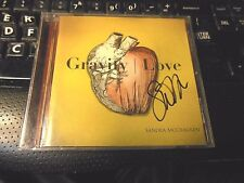 Gravity / Love by Sandra McCracken (CD 2006 Towhee) SIGNED! AUTOGRAPHED!