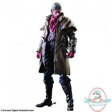 Metal Gear Solid V The Phantom Pain Play Arts Kai Revolver Ocelot