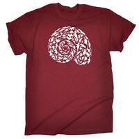 Funny Novelty T-Shirt Mens tee TShirt - Dino Fossil