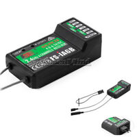 2.4G Flysky FS-iA6B 6CH Receiver PPM Output w/ iBus Port Compatible FS-i4/i6/i10