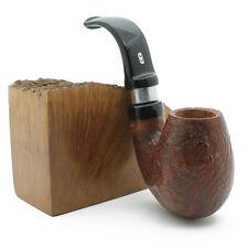 New Chacom Pipe - Robusto 193 (Brown Sandblasted)