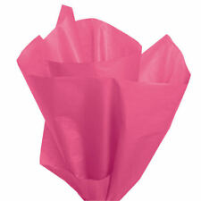 """Tissue Paper Cerise Reddish Pink 20"""" x 30"""" 240 Large Sheets Gift Wrap Wrapping"""
